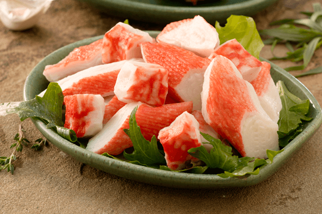 SEALEGS® Cool & Spicy Seafood Salad Wraps