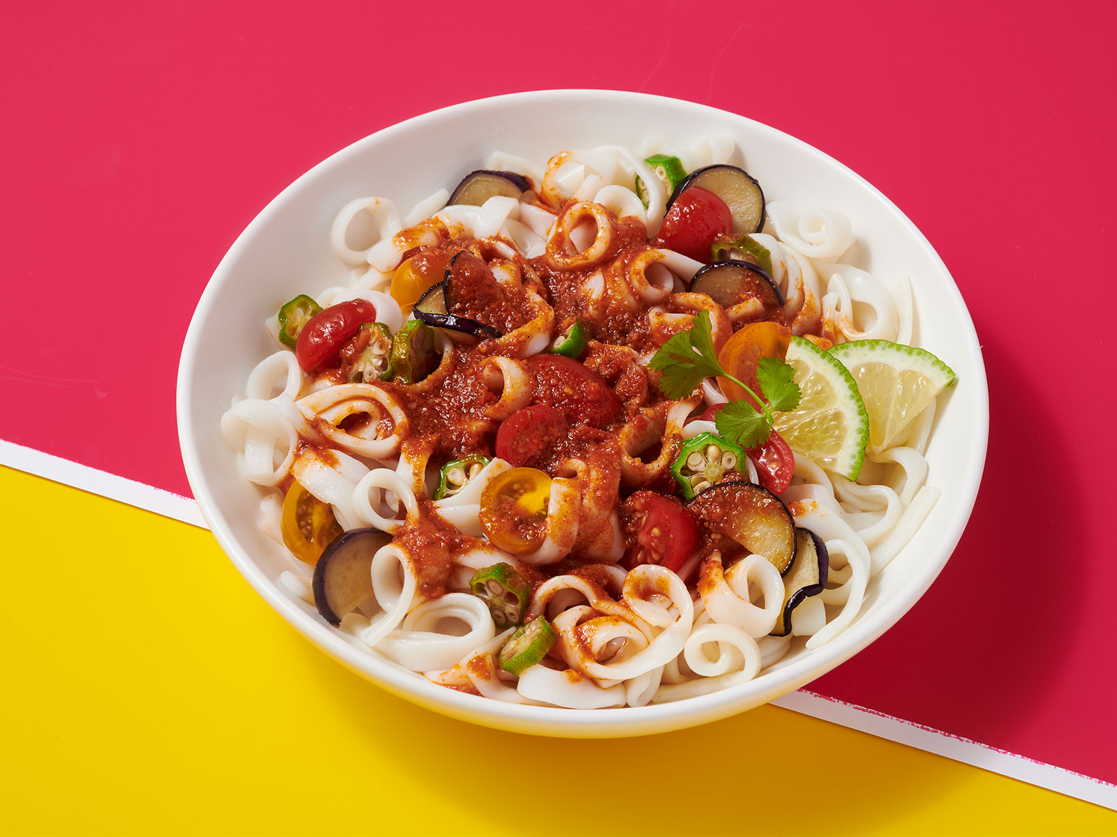 10g Protein Noodles™ with Chraimeh Sauce