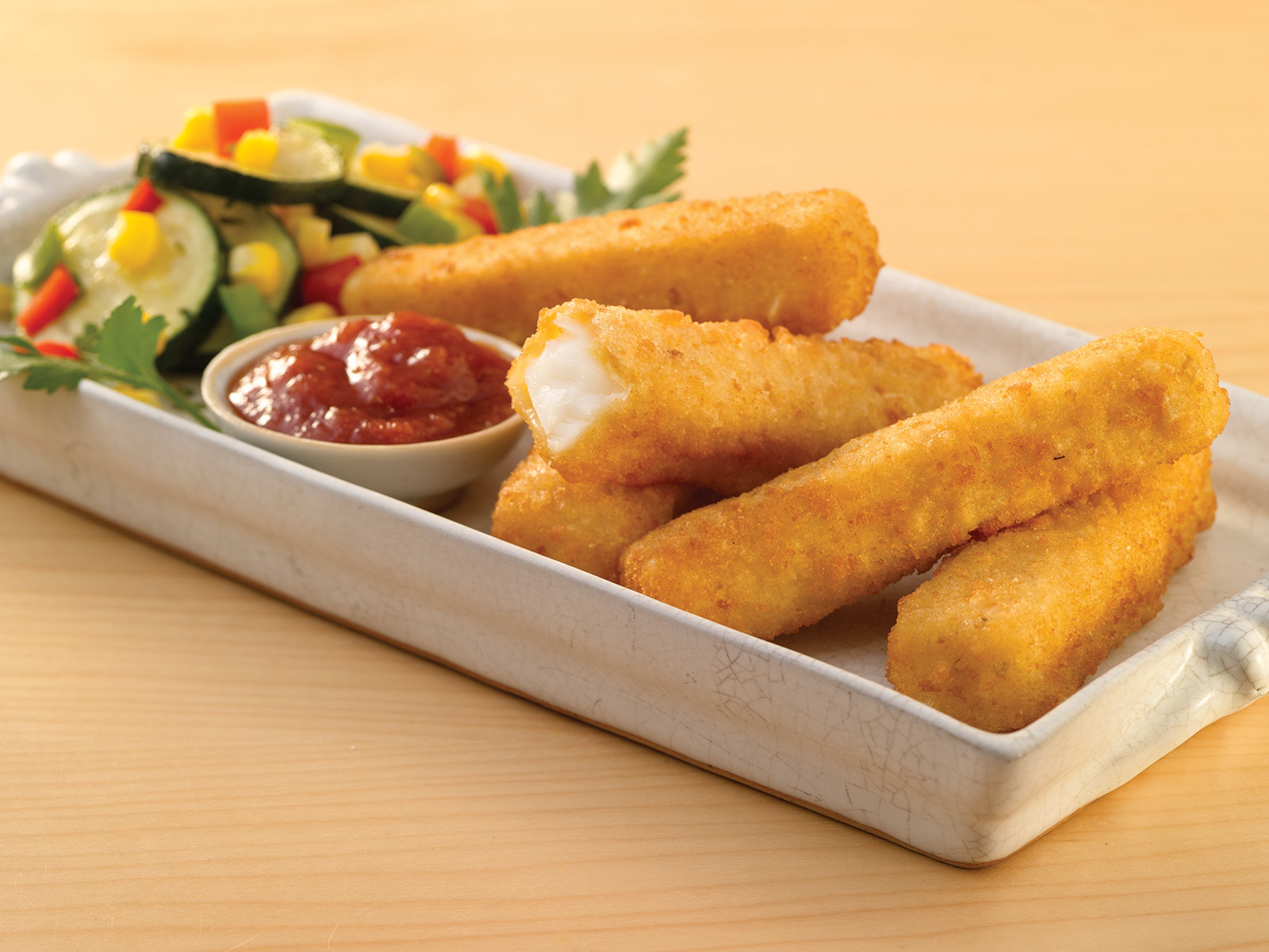 The Ultimate Fish Stick™ 1 oz All Natural, Oven Ready 418944