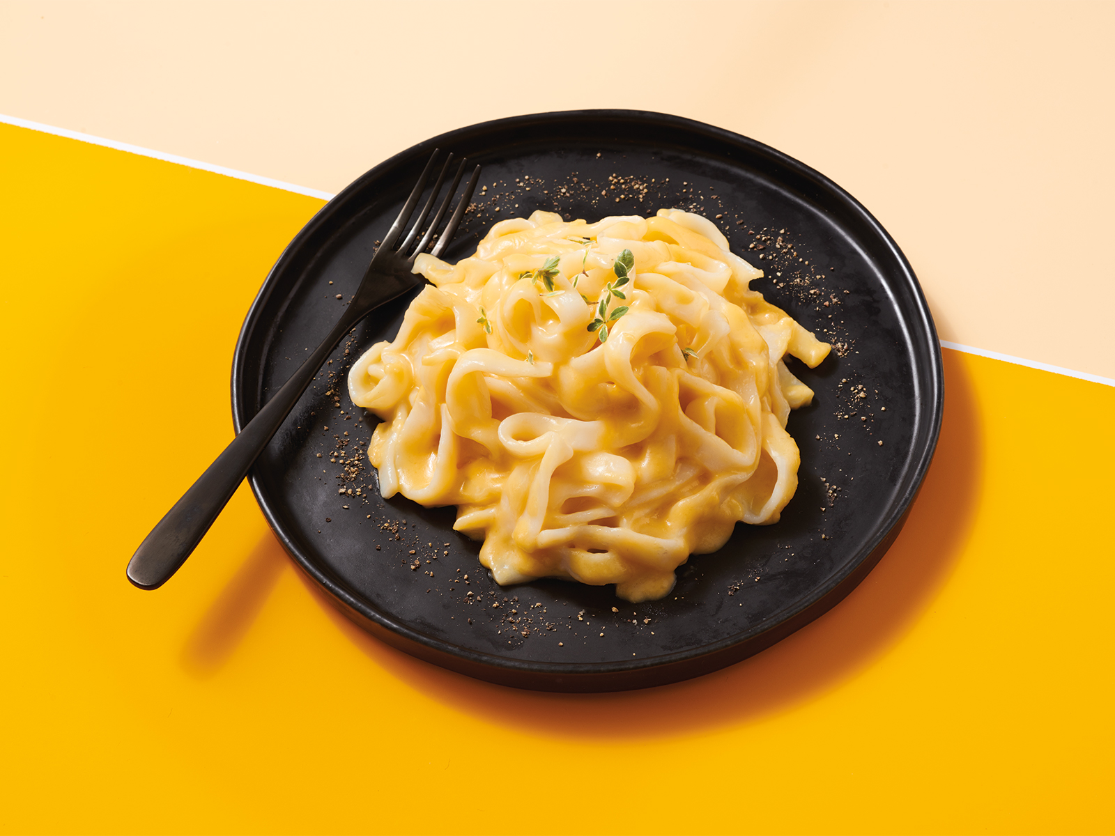 Cheesy Protein Noodles