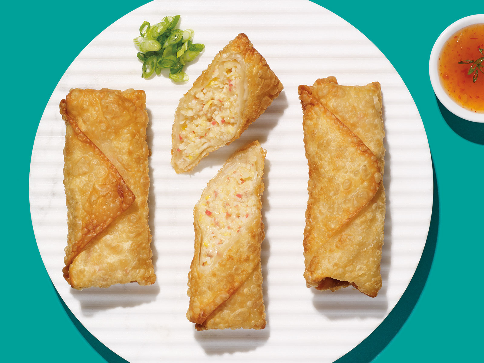 SEA LEGS® and Lobster Egg Rolls